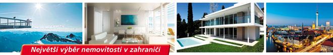 Luxusní nemovitosti v zahraničí