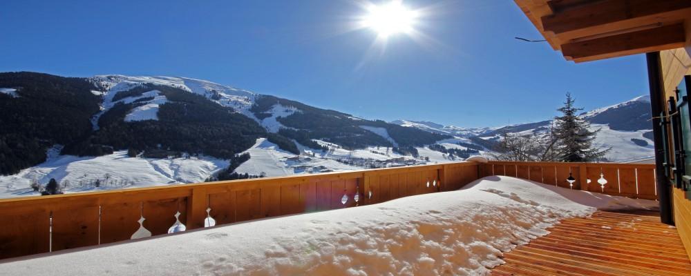 Chalety a luxusní domy v Rakousku